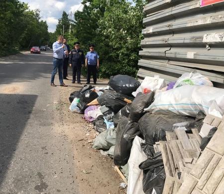 В Московской области юридические лица в массовом порядке заключают договоры на вывоз мусора после масштабных проверок.