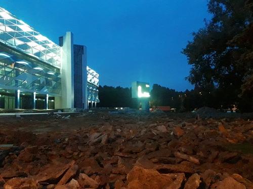 Сотрудниками Госадмтехнадзора Московской области предотвращено загрязнение Волоколамского шоссе строительным объектом в городском округе Красногорск.